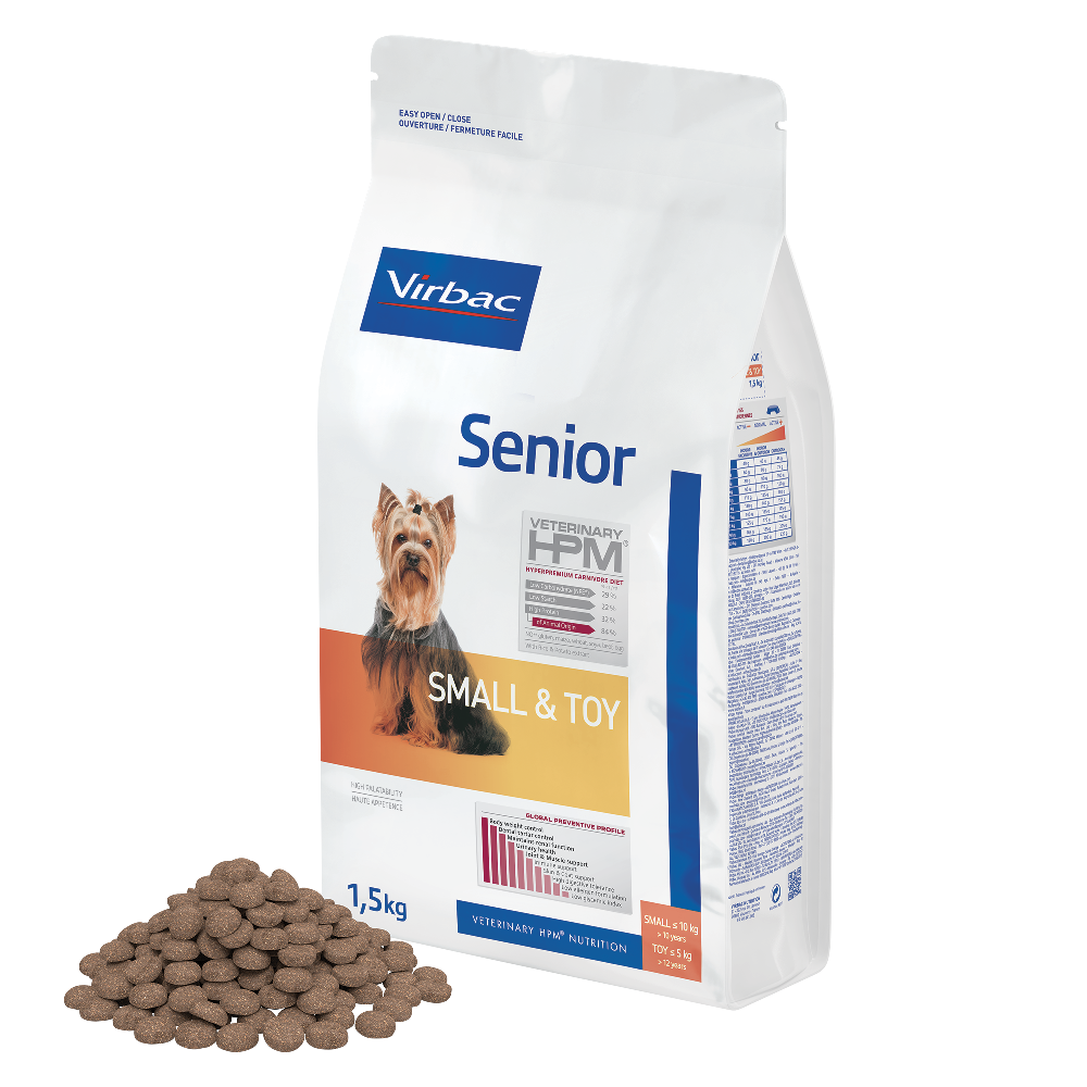 Senior Dog Small & Toy de Virbac