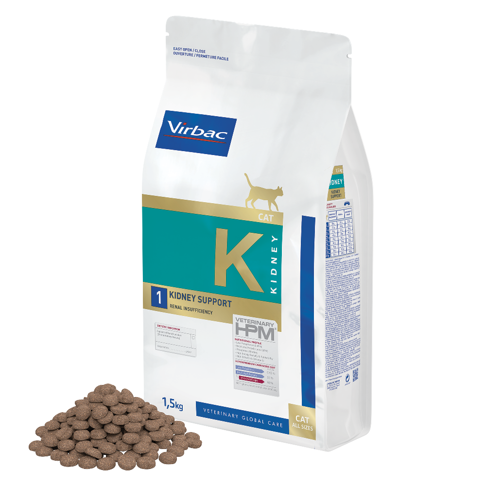 Cat Kidney Support de Virbac