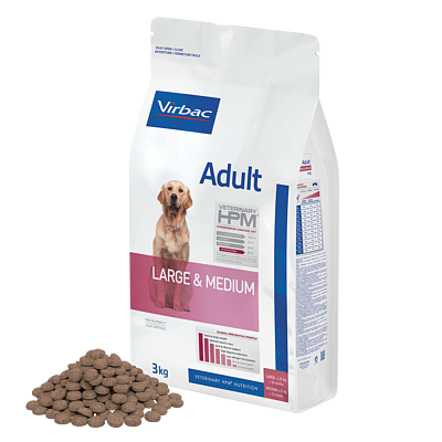 Adult Dog Large & Medium de Virbac