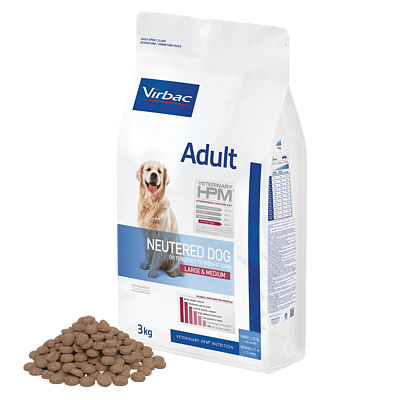 Adult Neutered Dog Large & Medium de Virbac