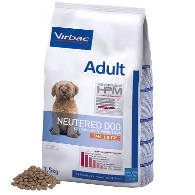 Adult Neutered Dog Small & Toy de Virbac