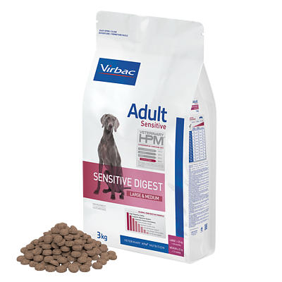 Adult Sensitive Digest Dog Large & Medium de Virbac
