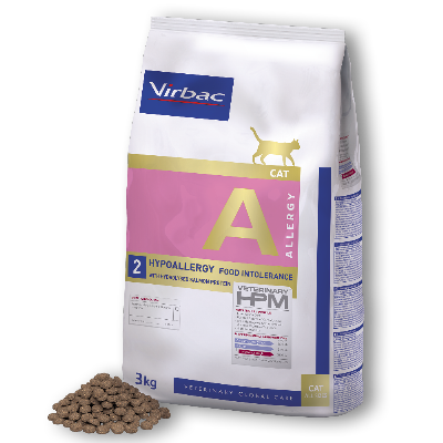 Cat Hypoallergy Salmon de Virbac