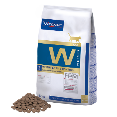 Cat Weight Loss & Control de Virbac