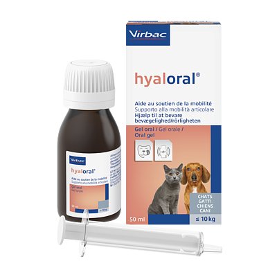 Hyaloral gel buvable  de Virbac