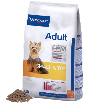 Adult Dog Small & Toy de Virbac